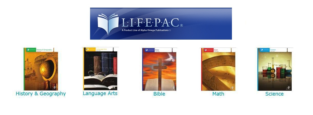 LIFEPAC 5 subjects